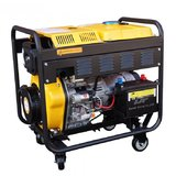 Stager YDE6500E Generator open frame diesel